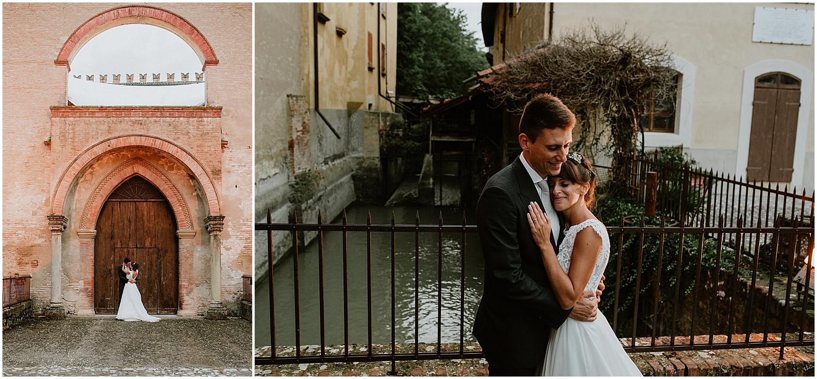 Matrimonio a Palazzo de Rossi