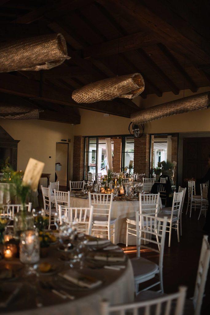 Matrimonio alla Tenuta Serradesca