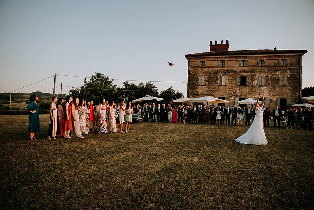 Matrimonio a Villa Stagni