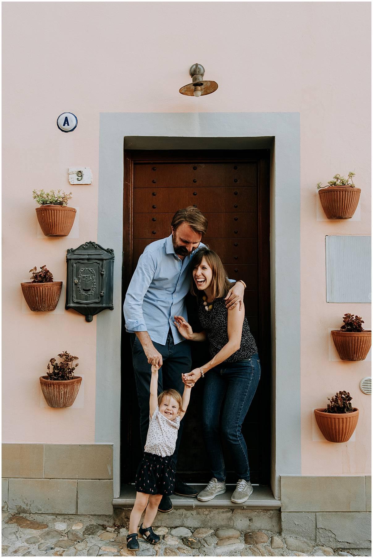 servizio fotografico di famiglia a dozza