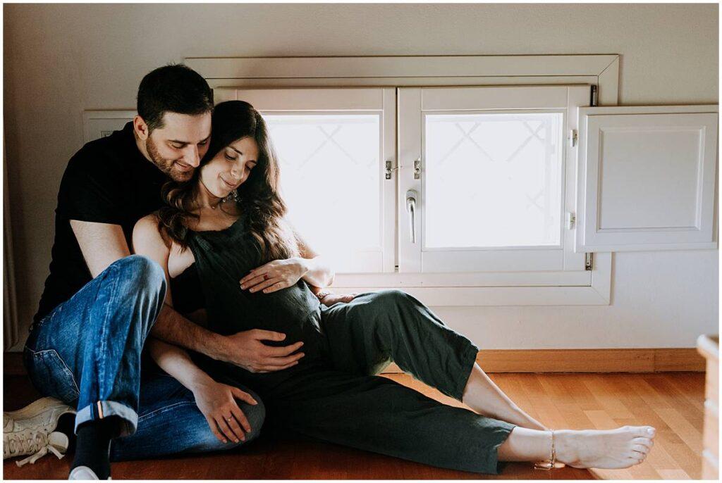 servizio fotografico di gravidanza bologna